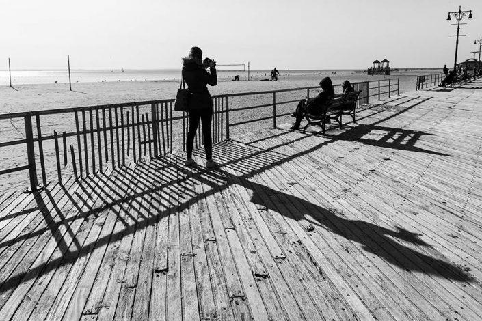 Boardwalk, Brighton Beach, Brooklyn