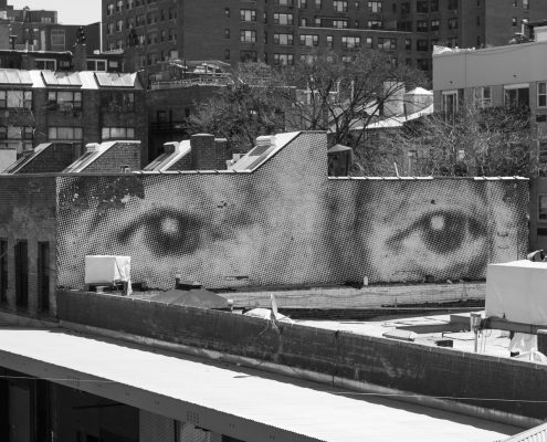 Eyes on the Highline